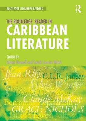The Routledge Reader in Caribbean Literature (Paperback)