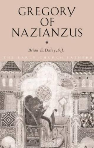 Gregory of Nazianzus - The Early Church Fathers (Paperback)