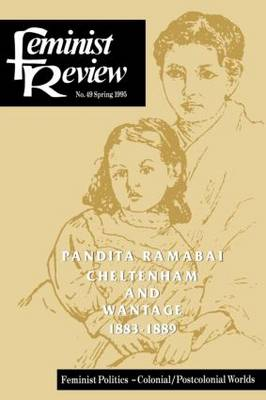 Feminist Review: Issue 49 Feminist Politics: Colonial/Postcolonial Worlds (Paperback)