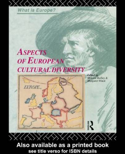 Aspects of European Cultural Diversity - What is Europe? (Hardback)