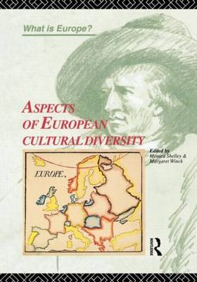 Aspects of European Cultural Diversity - What is Europe? (Paperback)