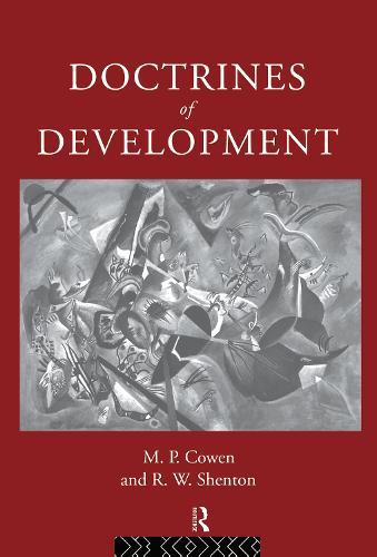 Doctrines of Development (Hardback)