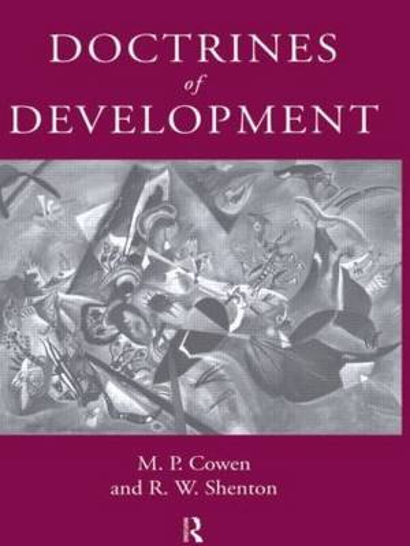 Doctrines Of Development (Paperback)