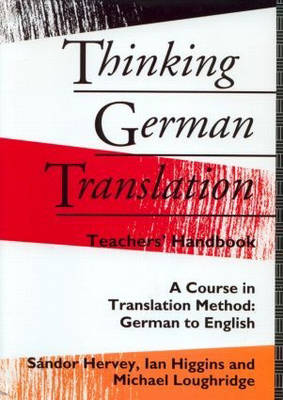 Thinking German Translation Teacher Handbook (Paperback)