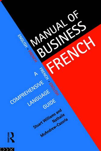 Manual of Business French (Paperback)