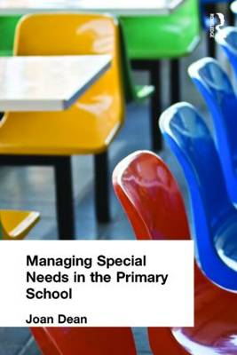 Managing Special Needs in the Primary School (Paperback)
