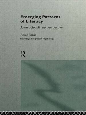 Emerging Patterns of Literacy - Routledge Progress in Psychology (Hardback)