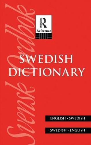 Swedish Dictionary: English-Swedish, Swedish-English (Hardback)