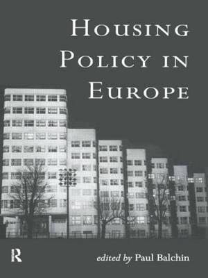 Housing Policy in Europe (Paperback)