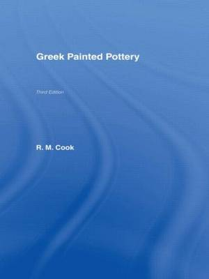Greek Painted Pottery (Paperback)