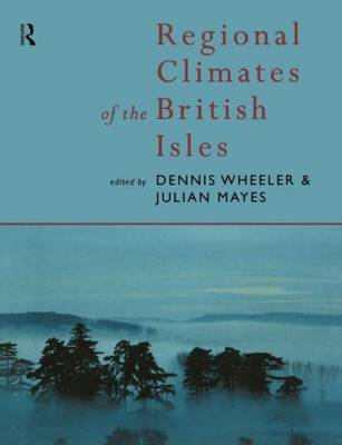 Regional Climates of the British Isles (Paperback)