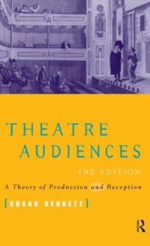 Theatre Audiences (Paperback)