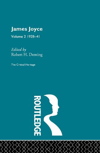 James Joyce. Volume 2: 1928-41 (Hardback)