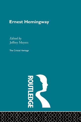 Ernest Hemingway (Hardback)