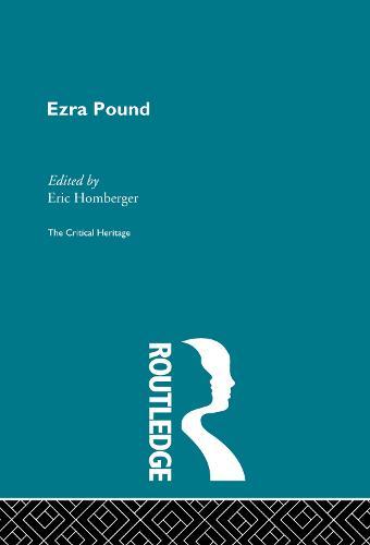Ezra Pound (Hardback)