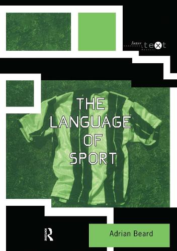 The Language of Sport - Intertext (Paperback)