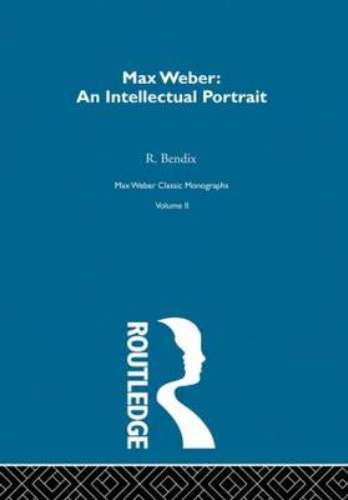 Max Weber:Intelct Portrait V 2 (Hardback)