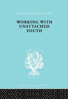 Workng With Unat Youth Ils 148 - International Library of Sociology (Hardback)