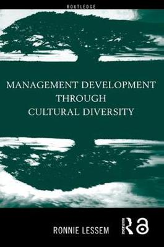 Management Development Through Cultural Diversity (Paperback)