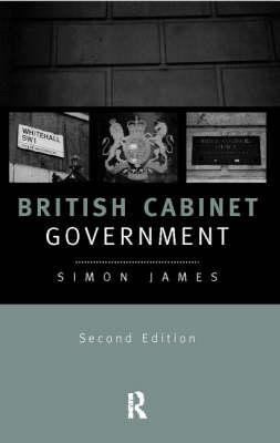 British Cabinet Government (Paperback)