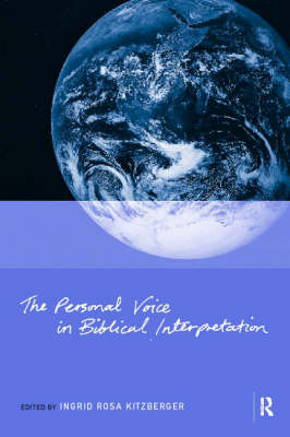 The Personal Voice in Biblical Interpretation (Paperback)