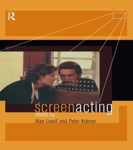 Screen Acting (Paperback)