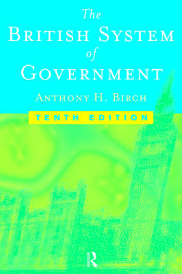 British System of Government (Paperback)