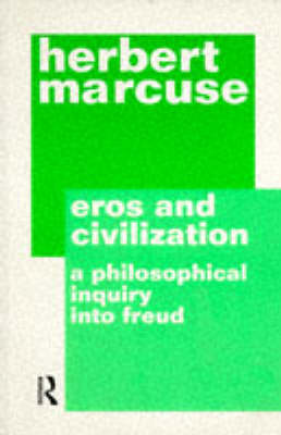 Eros and Civilization (Paperback)