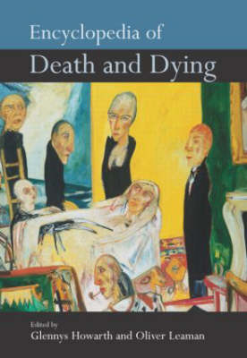 Cover Encyclopedia of Death and Dying