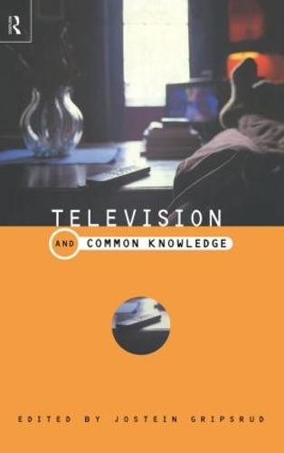 Television and Common Knowledge - Comedia (Hardback)