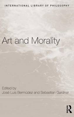 Art and Morality - International Library of Philosophy (Hardback)
