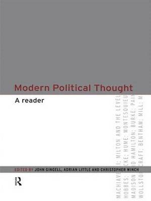 Modern Political Thought: A Reader (Paperback)