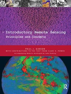 Introductory Remote Sensing Principles and Concepts (Paperback)