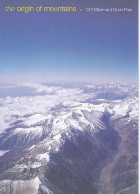 The Origin of Mountains (Paperback)