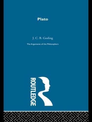 Plato-Arg Philosophers (Hardback)