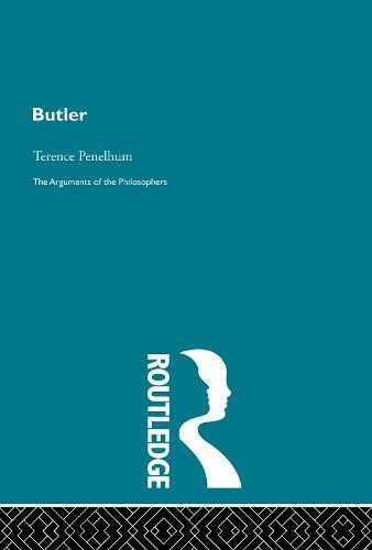 Butler-Arg Philosophers (Hardback)