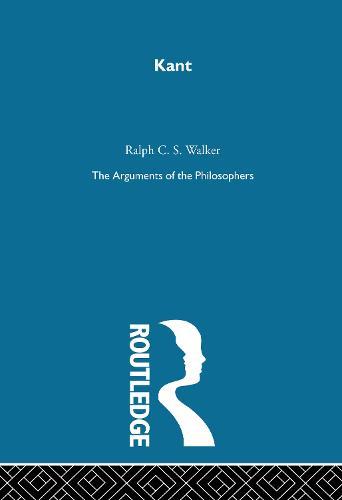 Kant-Arg Philosophers (Hardback)