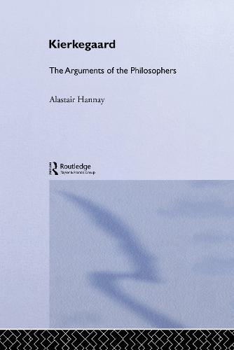 Kierkegaard-Arg Philosophers (Hardback)