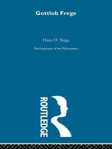 Frege-Arg Philosophers (Hardback)