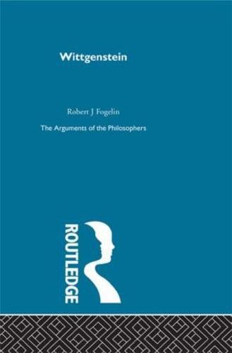 Wittgenstein-Arg Philosophers (Hardback)