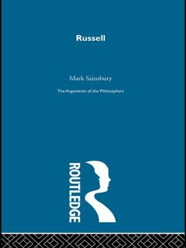 Russell-Arg Philosophers (Hardback)