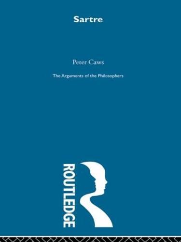 Sartre-Arg Philosophers (Hardback)