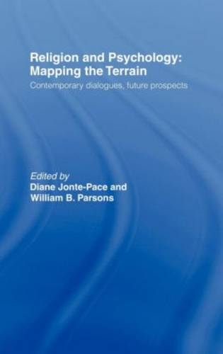 Religion and Psychology: Mapping the Terrain (Hardback)