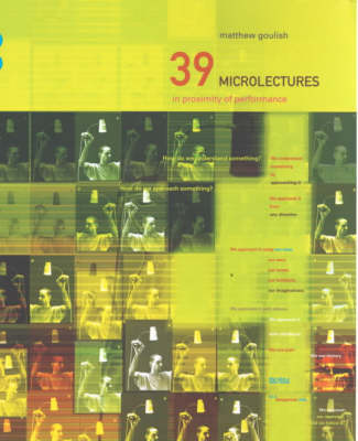39 Microlectures: In Proximity of Performance (Paperback)