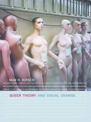 Queer Theory and Social Change (Paperback)
