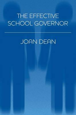 The Effective School Governor (Paperback)