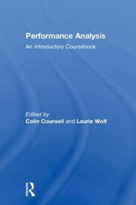 Performance Analysis: An Introductory Coursebook (Hardback)