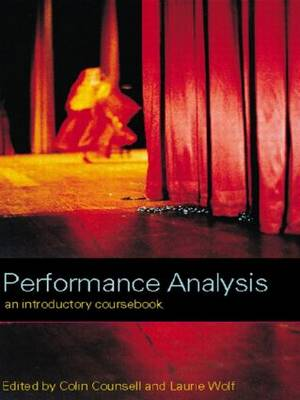 Performance Analysis: An Introductory Coursebook (Paperback)