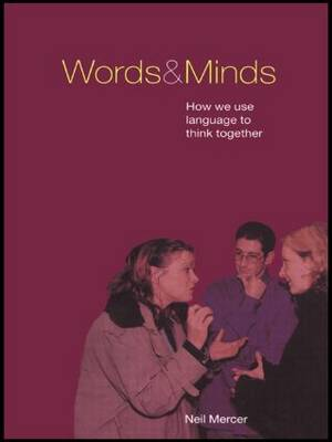 Words and Minds: How We Use Language to Think Together (Hardback)