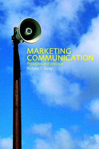 Marketing Communication: A Critical Introduction (Paperback)
